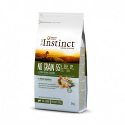 Instinct Dog No Grain Medium Junior Salmon 2Kg