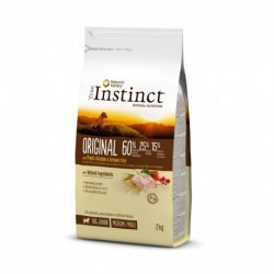 Instinct Dog Original Medium Junior Chicken 2Kg