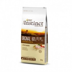 Instinct Dog Original Medium Junior Chicken 12Kg