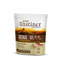 Instinct Dog Original Medium Junior Chicken 600g
