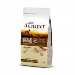 Instinct Dog Original Medium Maxi Adult Chicken 12Kg