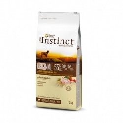 Instinct Dog Original Medium Maxi Adult Chicken 2Kg