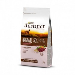 Instinct Dog Original Medium Maxi Adult Lamb 12Kg