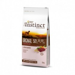 Instinct Dog Original Medium Maxi Adult Lamb 2Kg