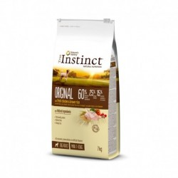 Instinct Dog Original Mini Adult Chicken 7Kg