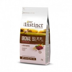 Instinct Dog Original Mini Adult Lamb 2Kg