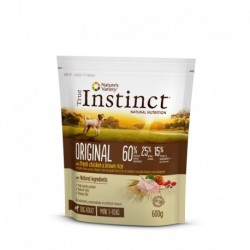 Instinct Dog Original Mini Adult Chicken 600g