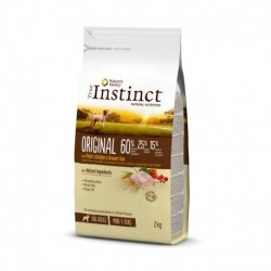 Instinct Dog Original Mini Adult Chicken 2Kg