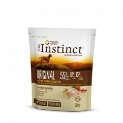 Instinct Dog Original Medium Maxi Adult Chicken 600g
